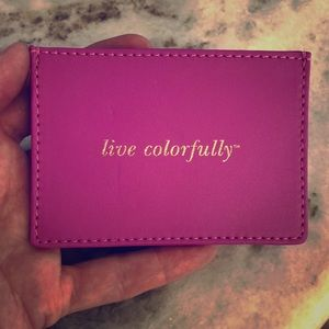 Kate spade license and card holder